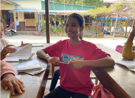 カンボジア孤児院