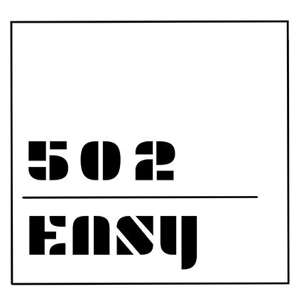 502EASYロゴ